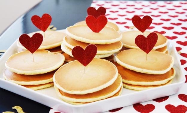 Heartbreaker Pancake Pajamas Party